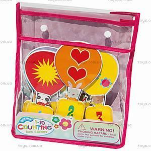 Игровой набор для ванной «Веселый счет», MK 180