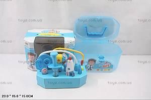 Игровой набор «Доктор»,  в чемодане, 834034, фото
