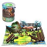 Игровой набор «Домашние животные» для детей, D33702, детский