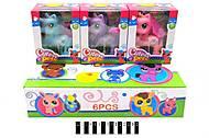 Игровой набор домашних любимцев, пони, 905-6, купить