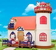 Игровой набор «Домик-маяк с проектором» Sylvanian Families, 5267, отзывы