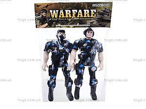 Игровой набор «Два солдата», HN625D, детские игрушки