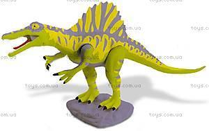 Игровой набор ДиноАрт «Разукрась Спинозавра», CL299K, игрушки