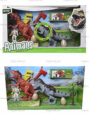 Игровой набор «Динозавры», с аксессуарами, 800-54