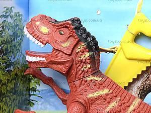 Игровой набор «Динозавры», с аксессуарами, 800-54, игрушки