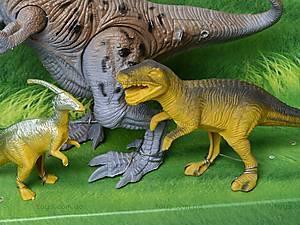 Игровой набор «Динозавры», со светом и звуком, 800-73, купить