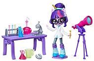 Игровой набор Equestria Girls «Твайлайт Спаркл», B9483 (B4910-1)