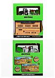 Игровой набор «Ферма» АВТОПРОМ, 2 вида, 7789AB, отзывы