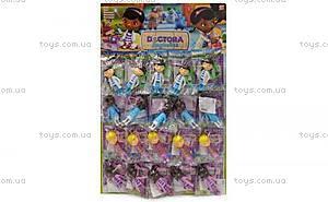 Игровой набор фигурок «Доктор Плюшева», 813643