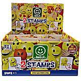 Игровой набор фигурок-штампов «Двойное веселье», PMI5010, купить