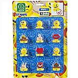 Игровой набор фигурок-штампов «Супер веселье», PMI5060, фото