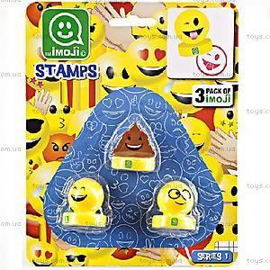 Игровой набор фигурок-штампов «Улыбочки», PMI5020