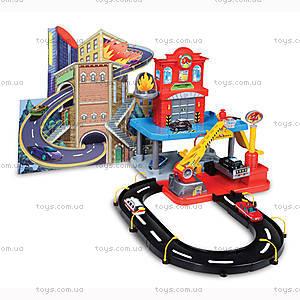 Игровой гараж «Пожарная станция», 18-30043