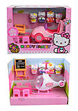 Игровой набор Hello Kitty для девочек, TM552