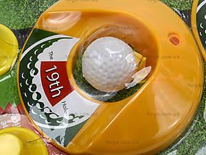 Игровой набор «Гольф» в сумке, HR993, детские игрушки