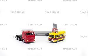 Игровой набор «Городской автотранспортер», SB-15-04-WB, купить