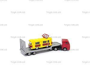 Игровой набор «Городской автотранспортер», SB-15-04-WB, цена