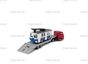 Игровой набор «Городской автотранспортер», SB-15-04-WB, магазин игрушек