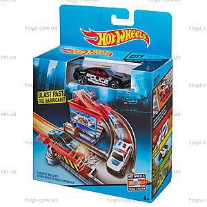 Игровой набор Hot Wheels «Приключения в большом городе», CDM44, цена