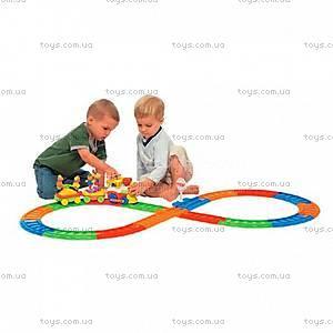Игровой набор «Железная дорога», большой, 041962