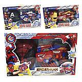 Игровой набор «Супергерои» с маской и бластером, SB272ABC, игрушка