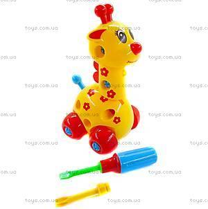 Игровой набор «Жирафик», 6668-12
