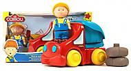 Игровой набор «Каю-строитель и грузовик» Caillou, 400-CA-007_бл, купить