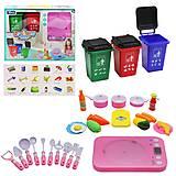 """Игровой набор """"Кухня с контейнерами"""" розовый, 998-8A/B, купить"""