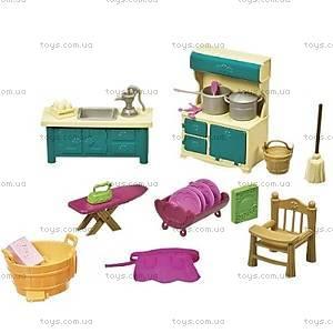 Игровой набор «Кухонька и подсобка», 6125Z