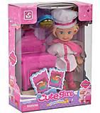 Игровой набор «Кукла повар», К899-18, отзывы