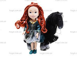 Игровой набор «Кукла с лошадкой», ZT8813, детские игрушки