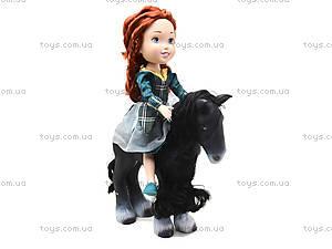 Игровой набор «Кукла с лошадкой», ZT8813, магазин игрушек