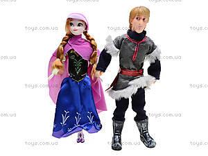 Игровой набор кукол «Холодное сердце», ZT8878, купить