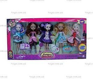 Игровой набор кукол с аксессуарами, 5029