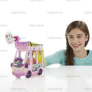Игровой набор Littlest Pet Shop «Автобус», B3806, отзывы