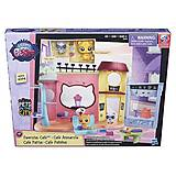 Игровой набор Littlest Pet Shop «Кафе», B5479, отзывы