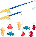 Игровой набор «Магнитная рыбалка Делюкс», BT2433Z, іграшки