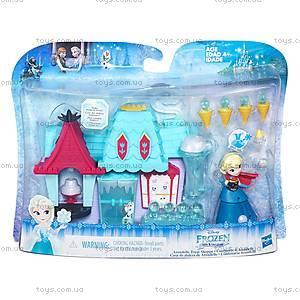 Игровой набор с маленькими куклами «Холодное сердце», B5194