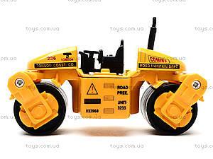 Игровой набор машин «Строительная техника», PT2020, купить
