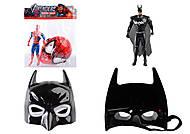 Игровой набор маска + герой, 564-681245, игрушки