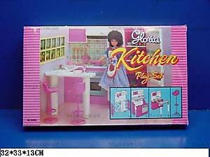 Игровой набор мебели для кухни «Gloria», 94016