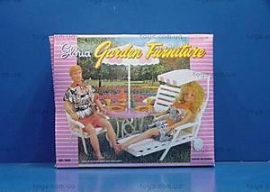 Игровой набор мебели Gloria «Сад», 3920, купить