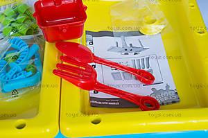 Игровой набор Mookie «Cтол для игры с песком», 1352MK, цена