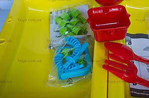 Игровой набор Mookie «Cтол для игры с песком», 1352MK, магазин игрушек