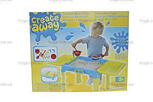 Игровой набор Mookie «Cтол для игры с песком», 1352MK, toys.com.ua