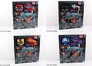 Игровой набор «Мстители» с маской, 564-811234, оптом