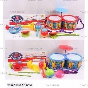 Игровой набор музыкальных инструментов, 2021AB