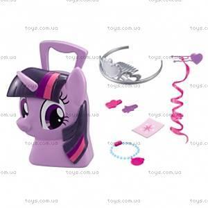 Игровой набор My Little Pony «Кейс принцессы Сумеречной Искорки», 1680806
