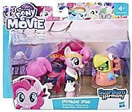 Игровой набор My Little Pony Хранители Гармонии Pinkie Pie, C0131 (B6008), купить