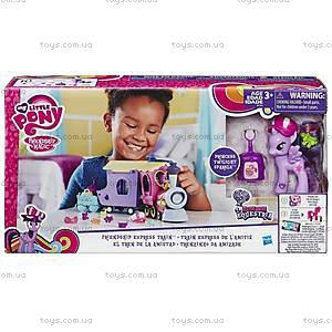 Игровой набор My Little Pony «Поезд Дружбы», B5363